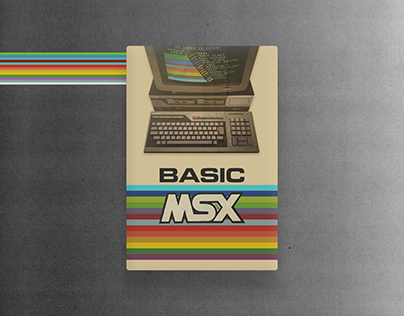 Retro Computers :: Basic MSX