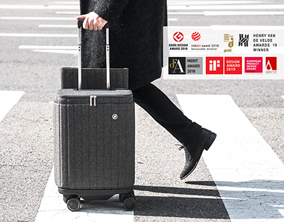 ESCAPE Smart Carry-On for ROLLOGO