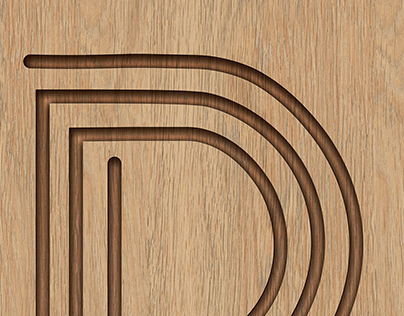 Simulation on wood carving