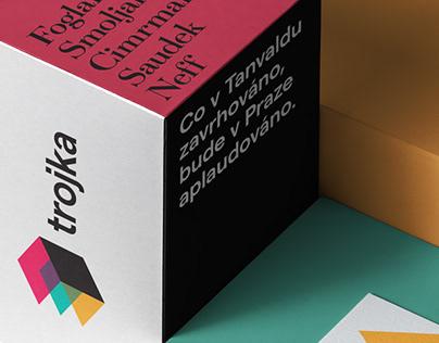 Praha 3 – logo redesign pitch