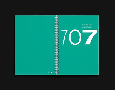 707 - Rapport de stage