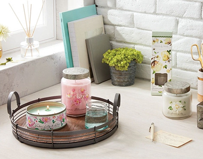 Tried & True Home Fragrance Collection