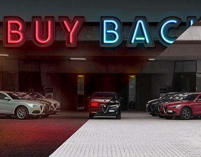 Alfa Romeo - Buy Back