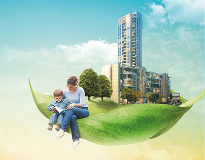 Tilia Residence Outdoor Print Ads