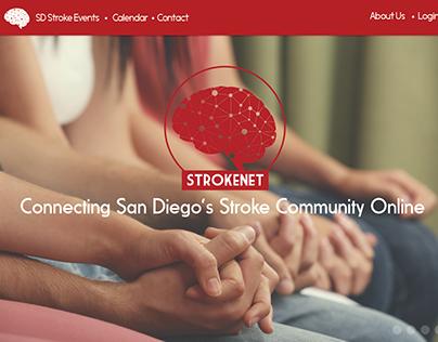 StrokeNet: Connecting San Diego's Stroke Community