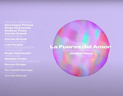 """Creatividad Videoclip """"La fuerza del amor""""- Pulsar 2020"""