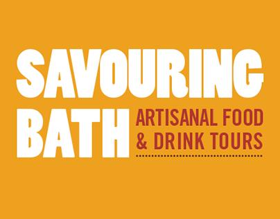Savouring Bath   Identity + Website