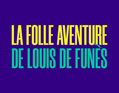 Film Credits for Louis de Funès