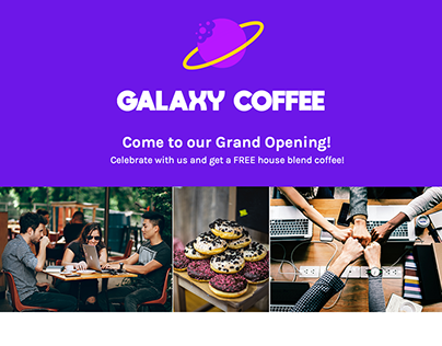 Galaxy Coffee