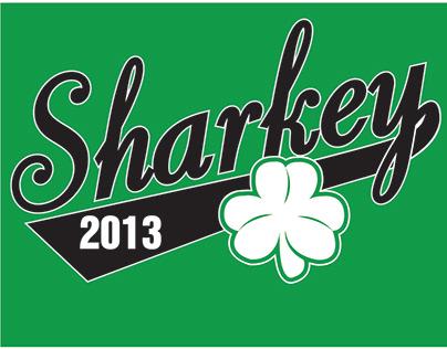 Sharkey Family Reunion T-shirt