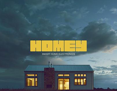Homey - Branding, UiUx, Product Design, Package Design
