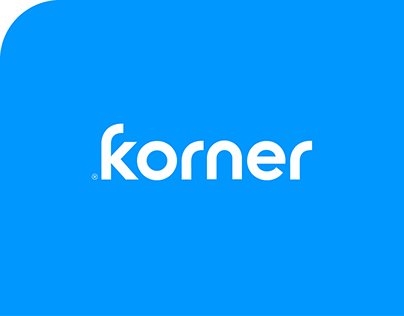 Korner Visual Identity / Logo Re-Design
