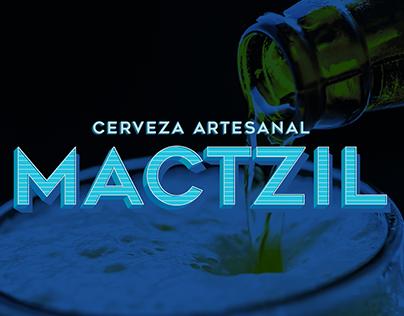 Mactzil. Diseño de etiqueta y empaque.