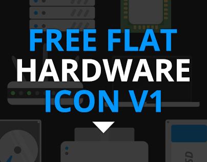 Hardware | Flat icon V1