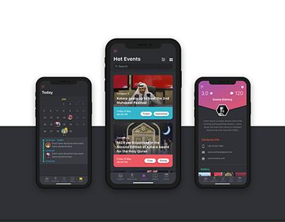 Eventora App