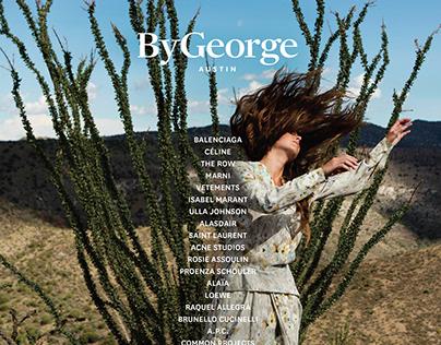 ByGeorge – Rebrand