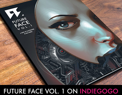 Future Face Vol. 1 Book