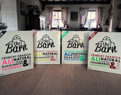 The Barn - Conception de projet