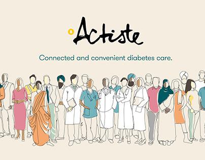 Hand-Drawn Animated Video - Diabetes Treatment