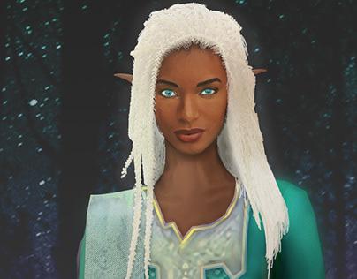 High Priestess Niana