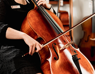 Recommended Brands for Cello Bow