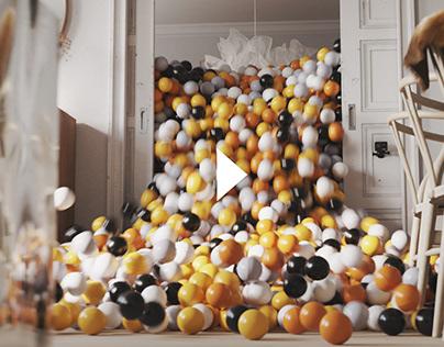18532 Plastic Balls [Full CGI]