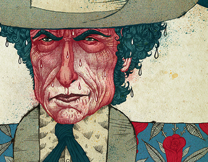Bob Dylan for Mojo Magazine