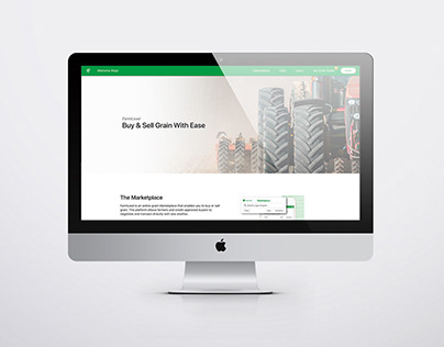 FarmLead - An Online Grain Marketplace