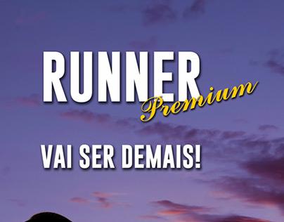 Lançamento Nova RUNNER Premium Sorocaba