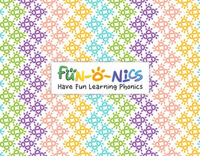 Funonics Identity Design
