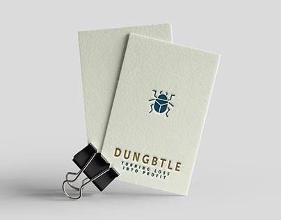 Dungbtle - Logo Design
