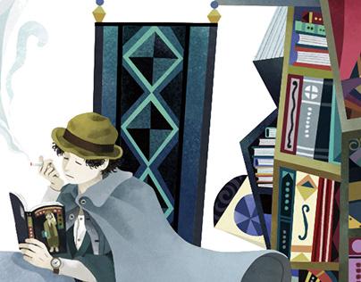 Adventure of Around the Books