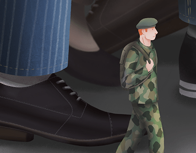 From Military to Civilian Life 'Fatigue'