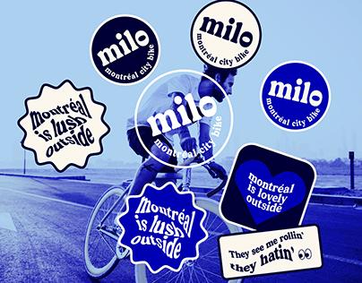 Milo city bikes
