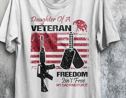 Veteran T shirt Design bundle