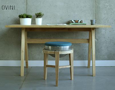 OVINI - Balance Chair.