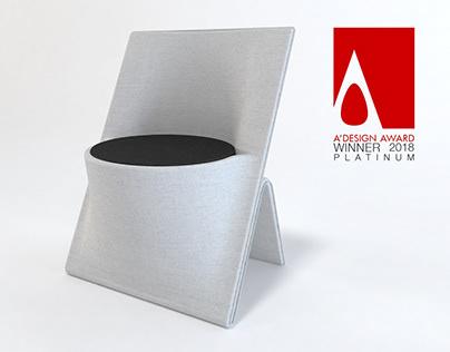 EXO chair, project # 16 in DESIGN MARATHON