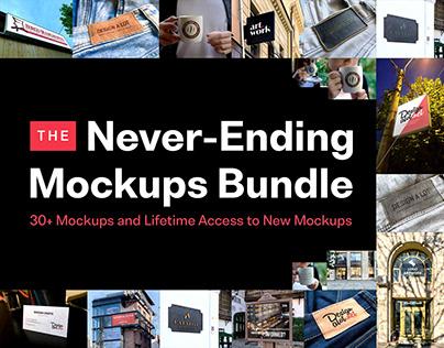 The Never-Ending Mockups Bundle