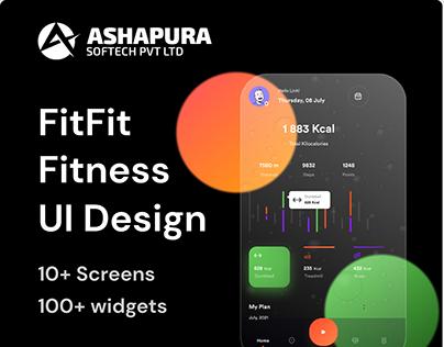 Fitness Mobile Application Design