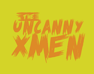 The Uncanny X-Men: Kitty Pryde and Colossus