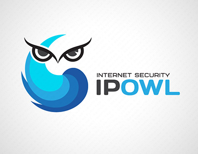 IPOWL - Logo for a cyber security company