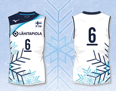 Finland Volleyball Projects