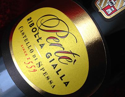 Pertè | Ribolla gialla Brut - Castello di Spessa