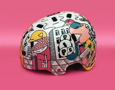 Helmets, City