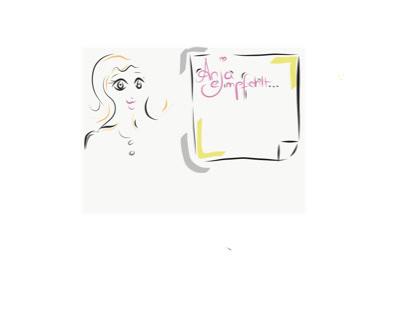 Logo/ Visual für Instagram Postingserie
