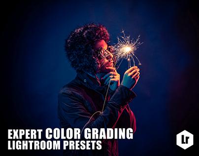 Expert Color Grading Lightroom Presets