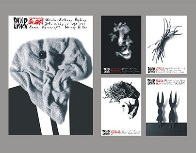 Plakaty filmowe David Lynch