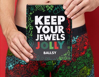 Ballsy - Holiday 2020 Campaign