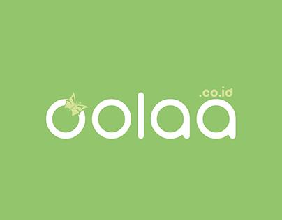 oolaa logo design
