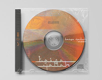 TAIFA YALLAH - DELLAFUENTE CD COVER